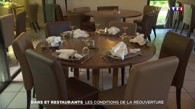 Des règles un peu allégées pour les restaurants qui rouvriront le 2 juin