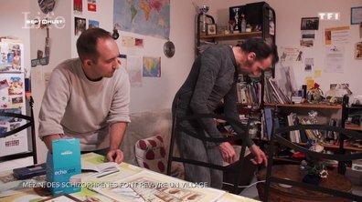 Des schizophrènes font revivre le village de Mézin