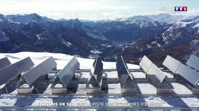 Des stations de ski sur la piste des économies d'énergie