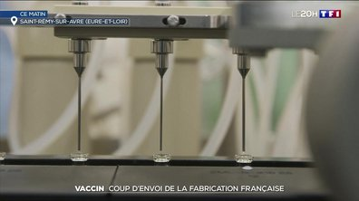 Des vaccins désormais produits en France : ce que ça va changer