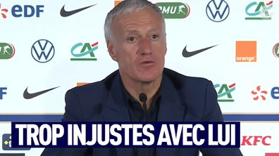 VIDEO – Deschamps défend Giroud