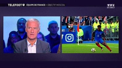 """[EXCLU Téléfoot 17/09] - Equipe de France / Deschamps : """"Ce qui m'intéresse ce sont les attitudes et comment le groupe vit"""""""
