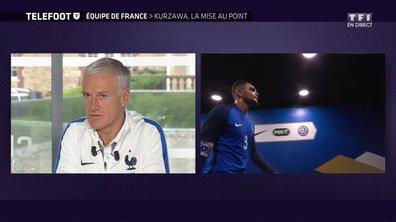"""[EXCLU Téléfoot 12/11] - Equipe de France / Deschamps  : """"J'ai une relation de confiance avec les joueurs (...) Ils ont le droit à l'erreur"""""""