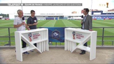 """[Exclu Téléfoot 24/06] - Equipe de France / Deschamps : """"Les joueurs ne sont pas des robots, ce sont des êtres humains"""""""