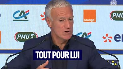 VIDEO - Deschamps encense Eduardo Camavinga
