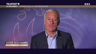 """[Exclu Téléfoot 19/03] - Deschamps """"J'avais envie d'insérer Mbappé dans ce groupe, Mendy est prêt"""""""