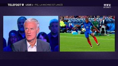 """[EXCLU Téléfoot 17/09] - Deschamps : """"Mbappé a tout compris très tôt, c'est un joueur hors normes"""""""