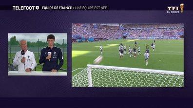 """[Exclu Téléfoot 01/07] - Deschamps : """"Le football quand on gagne, c'est magnifique"""""""