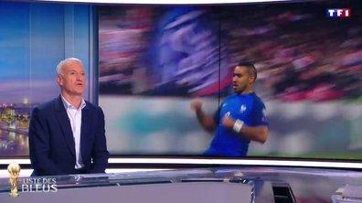 """Equipe de France / Deschamps sur Payet : """"C'était un candidat sérieux, mais avec sa blessure cela ne va pas être possible"""""""