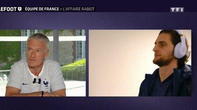 """[Exclu Téléfoot 27/05] - Deschamps sur Rabiot : """"Il n'a qu'à regarder ses 3 matches"""""""