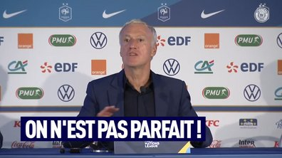 VIDEO - La réponse de Deschamps à Leonardo