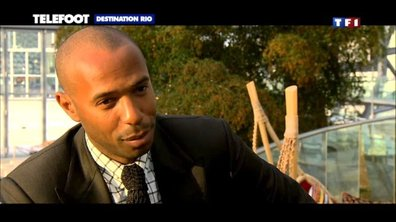 """Destination Rio - Henry : """"Le soutien à Ribéry n'a pas été bon"""""""