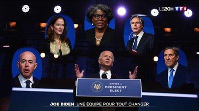 Deux francophiles et trois personnes atypiques dans l'équipe de Joe Biden