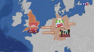 Deuxième vague du coronavirus : quelles sont les mesures prises dans les autres pays européens ?