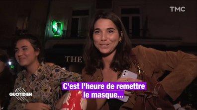 Deuxième vague et gestes barrières: à Paris, patrons de bars et de resto sous haute surveillance