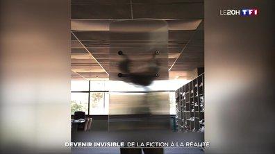 Devenir invisible : de la fiction à la réalité