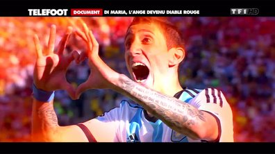Document : Di Maria, l'Ange devenu Diable Rouge