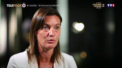 """Diacre revient sur l'échec des Bleues au Mondial : """"Je n'ai aucun regret"""""""