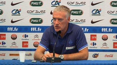 Equipe de France : L'interminable question d'un japonais à Didier Deschamps