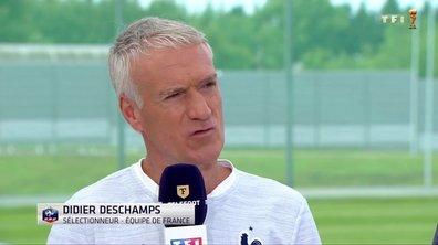 """[Exclu Téléfoot 24/06] - Deschamps : """"Cette Coupe du monde est différente de toutes les autres"""""""