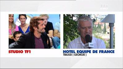 Didier Deschamps : « On fera le bilan à la fin des qualifications »