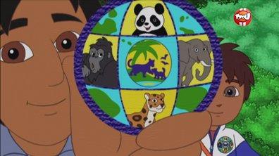 Go Diego ! - Diego le brevet international de sauveteur d'animaux - Extrait