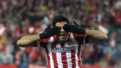 Atlético de Madrid: Diego Costa doit réveiller l'attaque madrilène