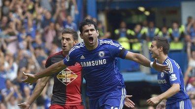 Chelsea : Diego Costa poussé vers la sortie par Conte