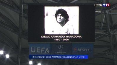 Diego Maradona : des hommages qui vont bien au-delà du monde du foot