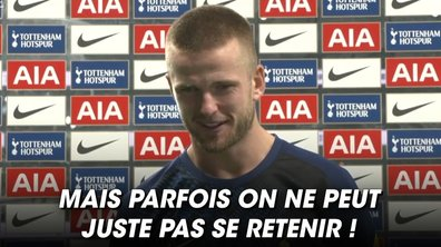 VIDEO - Quand Eric Dier part aux toilettes en plein match... et termine homme du match