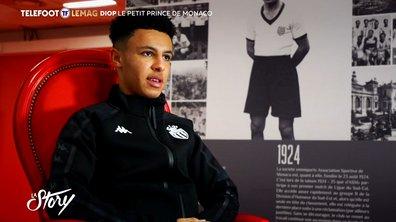 La Story - Diop, le petit prince de Monaco