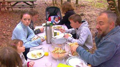 Direction le parc d'attractions pour la famille Beaufour dans l'épisode 13 de Familles nombreuses : la vie en XXL