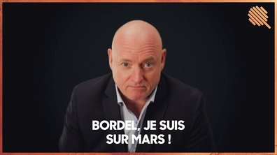 Direction Mars, avec l'astronaute Scott Kelly