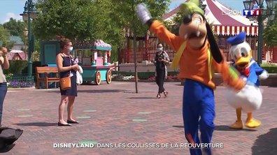 Disneyland : dans les coulisses de la réouverture