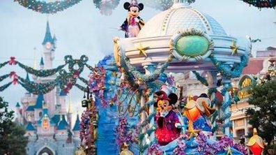 Une journée de rêve pour Noël à Disneyland Paris avec MasterChef et le Secours Populaire