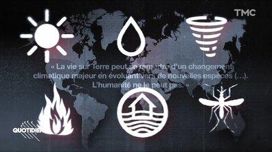 Disparition de l'humanité : le rapport du GIEC qui n'aurait pas dû fuiter