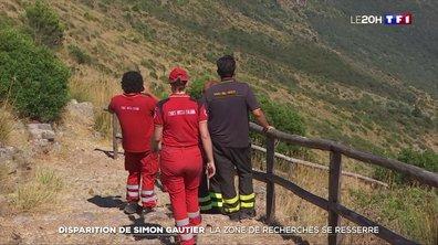 Disparition de Simon Gautier en Italie : la zone de recherches se resserre
