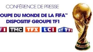 Le dispositif complet de la Coupe du monde pour le groupe TF1 !