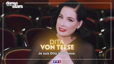 "DALS 2021 - Dita Von Teese  : ""Je suis plutôt Freestyle..."""