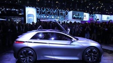 Divine DS Concept, l'essence de marque DS - Mondial de l'Automobile 2014 :