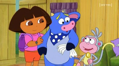 Dora l'exploratrice - S02 - Docteur Dora