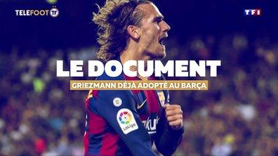 Liga - Griezmann déjà adopté au Barça