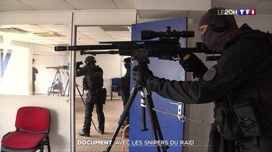 Document : avec les snipers du Raid