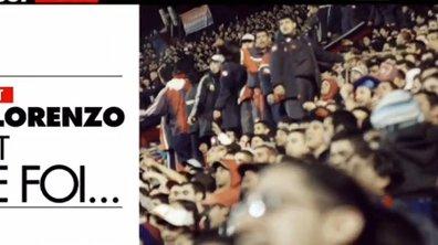 Document : San Lorenzo, ou quand le foot devient religion
