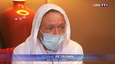 Document TF1 : Les premiers mots de Sophie Pétronin après sa libération