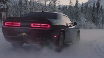 Dodge Challenger GT AWD 2017 : présentation officielle