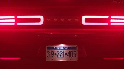 La future Dodge Challenger SRT Demon 2018 grogne en vidéo