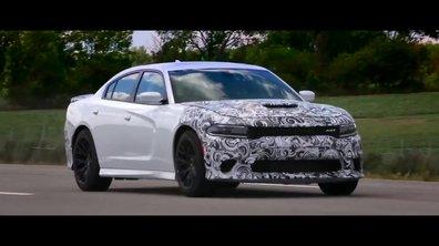 Dodge Charger SRT Hellcat 2015 : 329 km/h sur circuit !