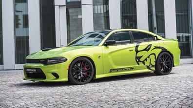 La Dodge Charger SRT Hellcat par GeigerCars : un monstre de 782 chevaux