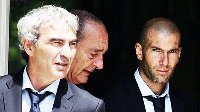 Zinedine Zidane : sa rage contre Domenech